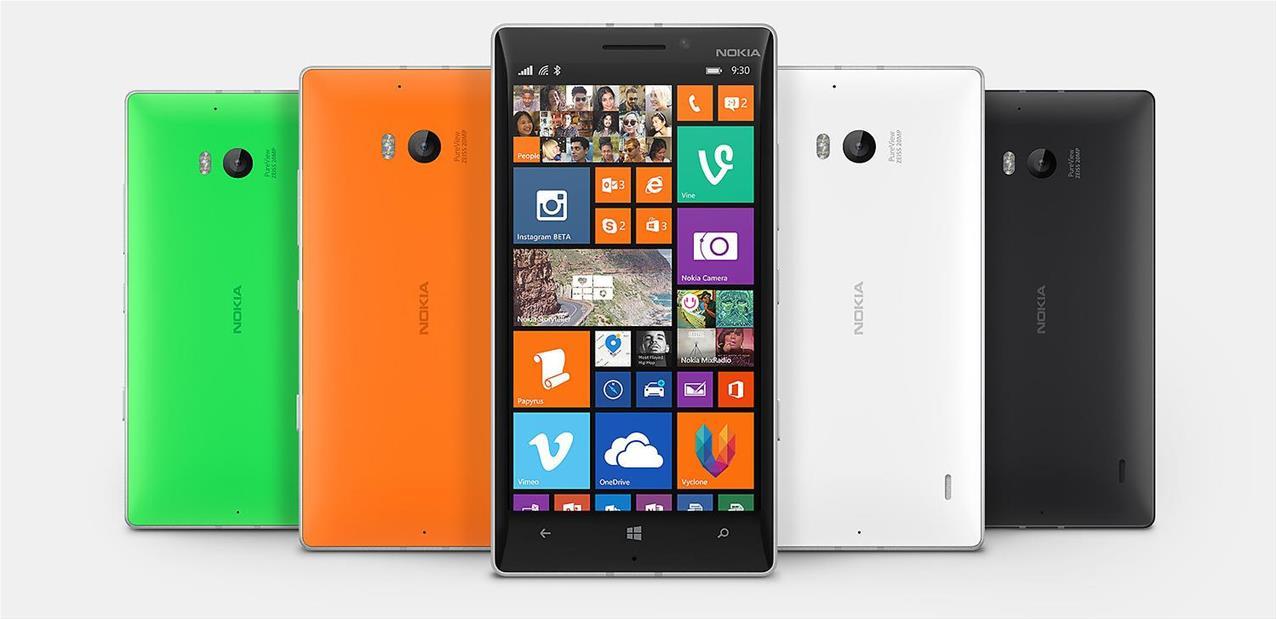 L'Update 1 de Windows Phone 8.1 déployée au Royaume-Uni sur le Lumia 930