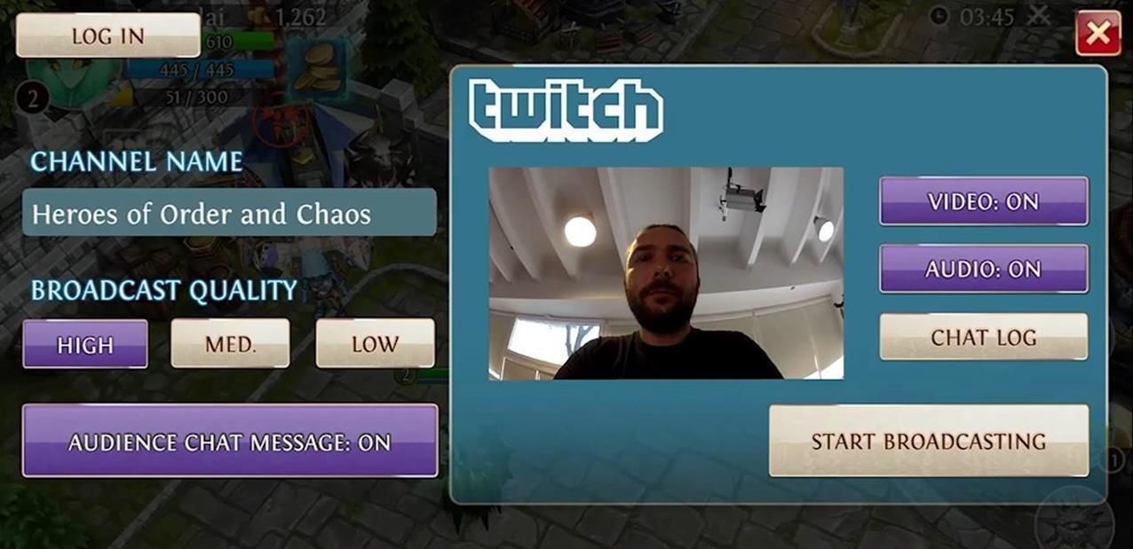 Twitch renforce son offre de diffusion en direct depuis des jeux pour mobile